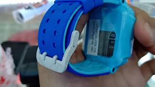 Unboxing Imoo Y1 Watch Phone