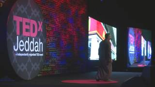 Jeddah they imagine : Ibraheem Abbas at TEDxJeddah