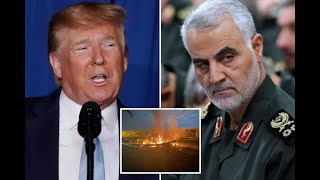 Well eliminate you: Donald Trump says 'we terminated Iran general to stop a war not start one