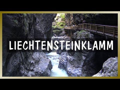 LIECHTENSTEINKLAMM, Austria | 4K ~ Beautiful Places on Earth