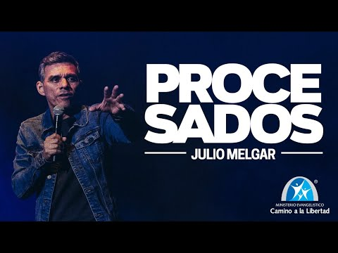 PROCESADOS - Julio Melgar