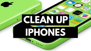 Gambar cover ios Cleaner App // Best App to Clean My iPhone ✔️