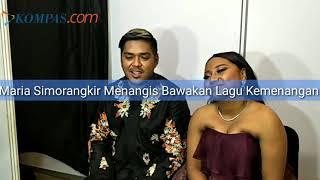 Video Maria Simorangkir Sampai Menangis Bawakan Lagu Kemenangan Indonesian Idol 2018 download MP3, 3GP, MP4, WEBM, AVI, FLV Agustus 2018