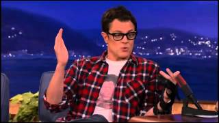 Conan Johnny Knoxville 2013 10 30 HQ
