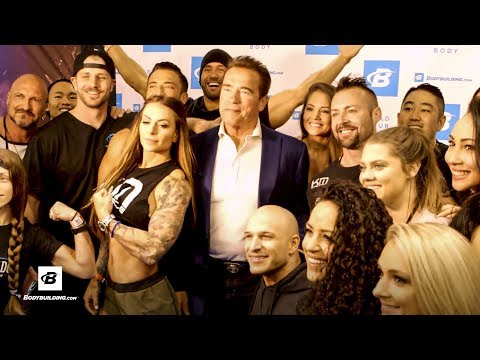 The Arnold Classic Fitness Expo Day 2 | 2018