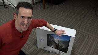 """Dell (S2718D) S series 27"""" 1440P Monitor & USB-C Hub Unboxing"""