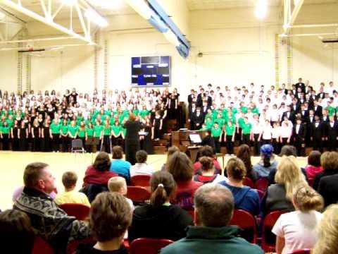 GFPS Choir MIOSM I Dream A World.MOV