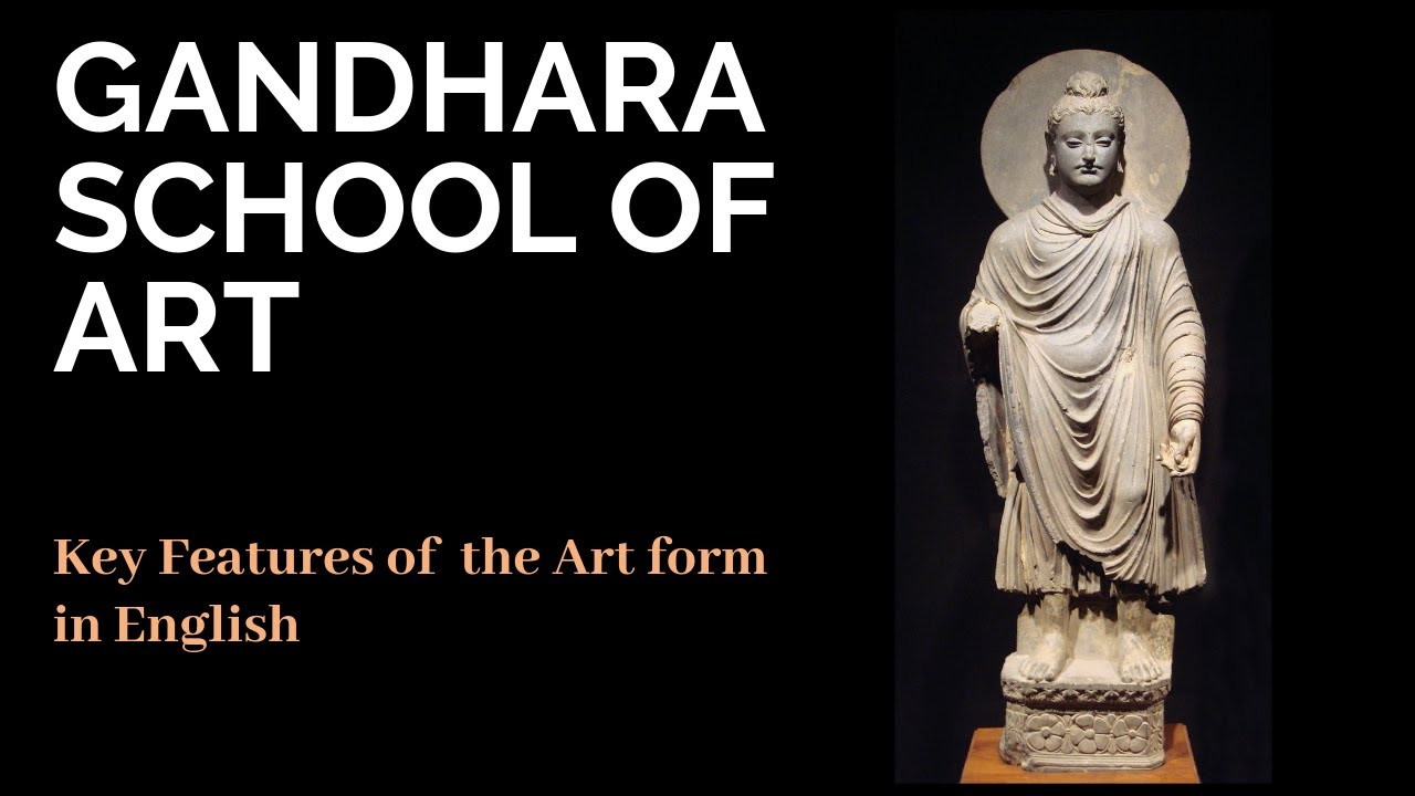 Gandhara School Of Art English Youtube