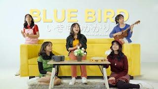 ikimonogakari (いきものがかり) - BLUE BIRD ost. NARUTO (COVER) - ALSA