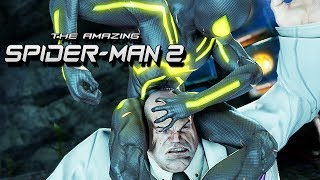 The Amazing Spider-Man 2 Gameplay German - KingPin Boss Fight