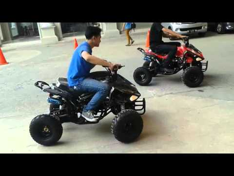 Monster racer ATV 110cc | Test Drive | Polonia | 0821 6336 3388 | danmogot