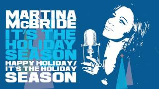 Download lagu Martina McBride - Happy Holiday (It's The Holiday Season) [Official Audio]