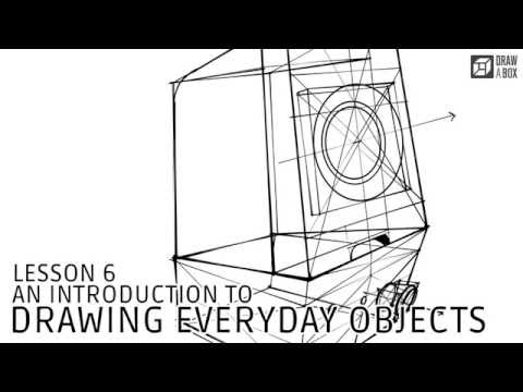 Lesson 6: An Introduction to Drawing Everyday Objects