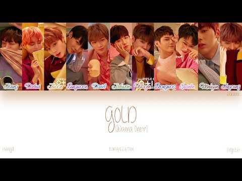 Free Download [han|rom|eng] Wanna One (워너원) - Gold (color Coded Lyrics) Mp3 dan Mp4