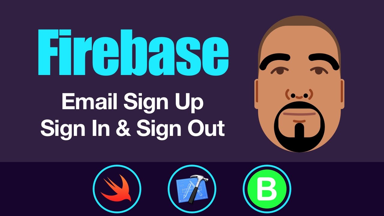 Firebase: Email Sign Up, Sign In, & Sign Out | Swift 3, Xcode 8