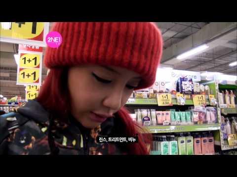 "2NE1_TV_Season 2_E08-2_Making ""It Hurts"" MV"