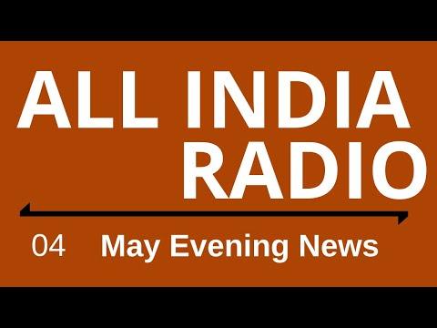 Evening News 04 May