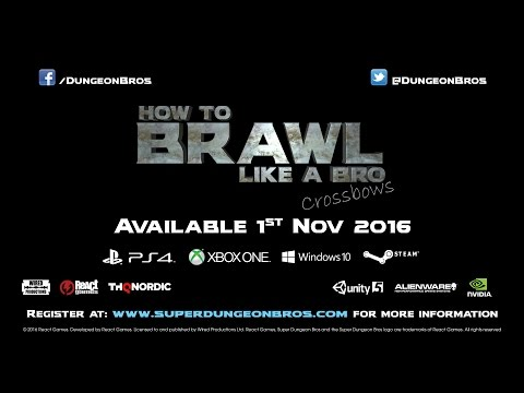 How to Brawl Like A Bro - Crossbows (ESRB)
