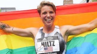Nikki Hiltz's 4:05 1500m Snatches WORLD STANDARD At Portland!