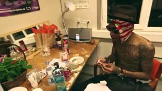Wiz Khalifa - Bed Rest Freestyle (Prod  By Sledgren) Slowed