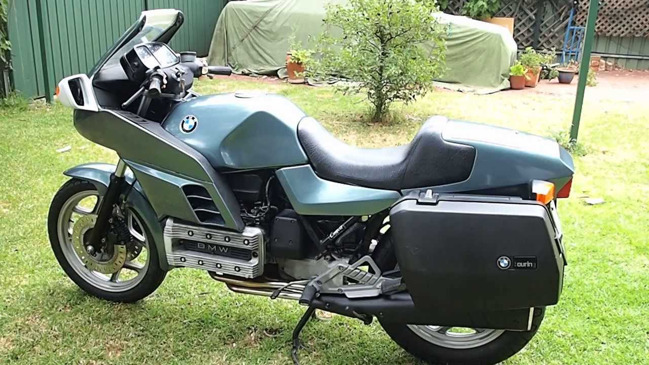 Bmw K100rs  27 Years Old With Only 3 900kms On The Clock