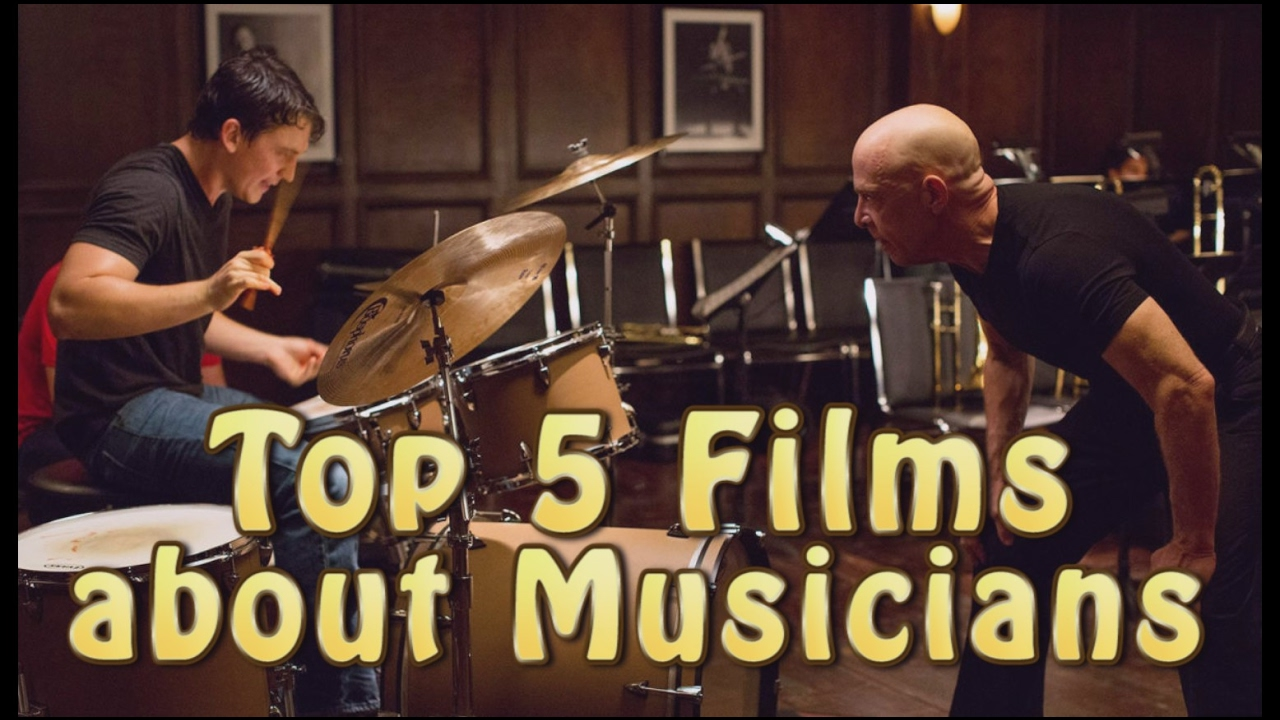 Top 5 Movies about Musicians