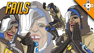 How to FIX Overwatch with Widowmaker! - Overwatch Funny & Epic Moments 268 - Highlights Montage