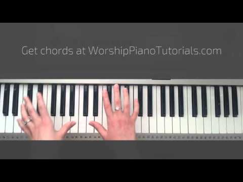 Waiting Here For You Keyboard Chords By Martin Smith Worship Chords