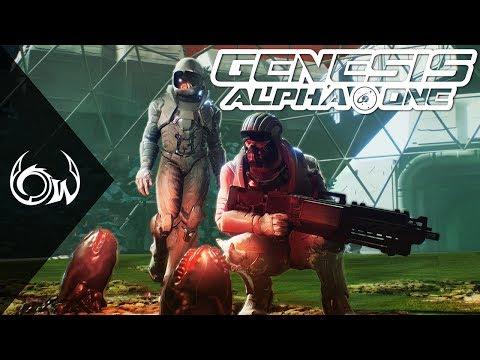 Klóntenyészet - Genesis Alpha One 🎮🚀
