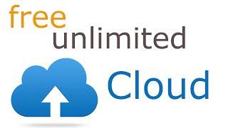 Cloudspeicher | Onlinespeicher unbegrentzt kostenlos | Deutsch