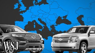 Why Ford and GM Scaled Back in Europe | WSJ