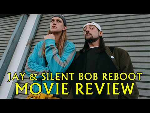 Jay And Silent Bob Reboot   Movie Review   2020   Kevin Smith   View Askewniverse  