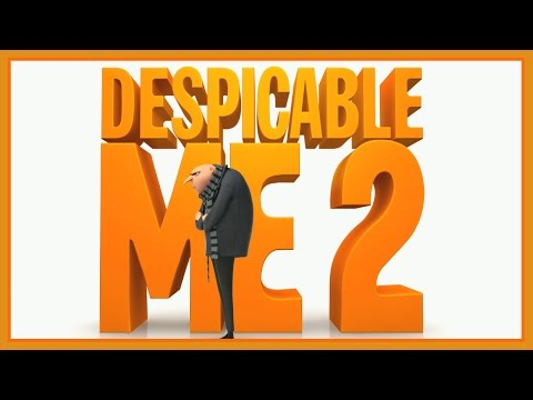 Despicable Me 2 Movie Game - Wii - Despicable Me 2 Part 1