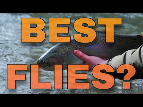 BEST Cheap Trout Fly Fishing Flies