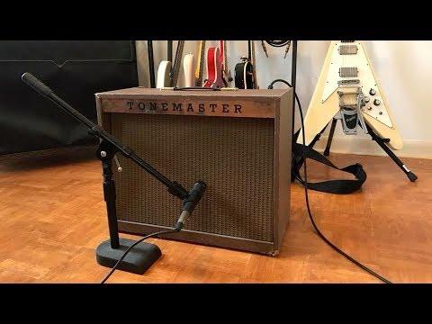 Tonemaster 214 Troubadour By Magnatone 1959 Demo Youtube