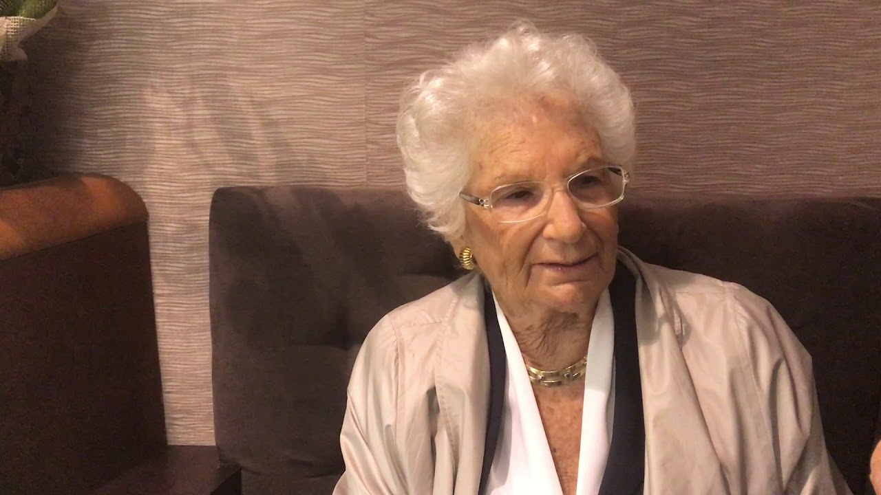 Liliana Segre Siamo In Un Mondo Che Dimentica La Storia Youtube