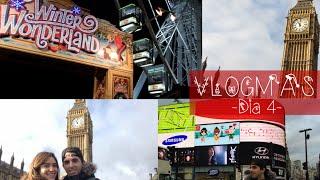 Escapada a Londres | Vlogmas 4 Thumbnail