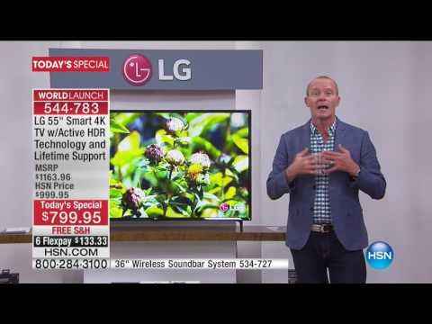 HSN | LG Electronic Connection 03.26.2017 - 09 AM