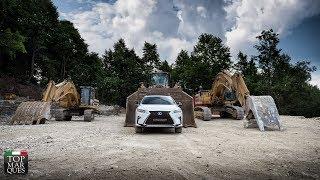 LEXUS RX450H F-SPORT - Costruisci il futuro con noi