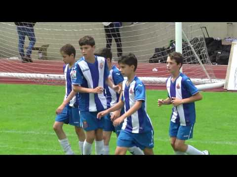 PARTIT: Sporting de Gijón vs RCD Espanyol (XVIIè Memorial Francesc Vila - Final Aleví)