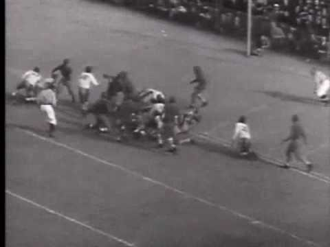 1935 SMU vs. TCU football game highlights
