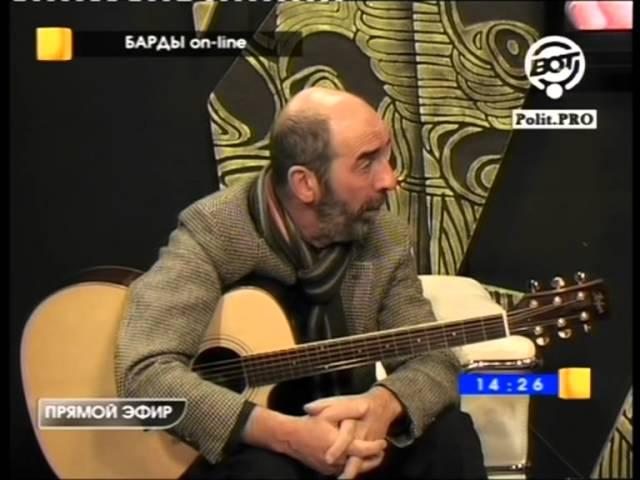 """Марина Белкина и Сергей Синельников - """"Наш Галич"""""""