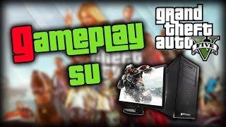 GTA V PC GAMEPLAY - Prima missione e settaggi video