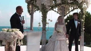 Монако Свадьба