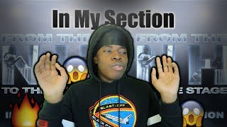 Quando Rondo - In My Section [Official Audio] | Reaction ! (From the NH to the Stage)