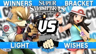 Smash Ultimate Tournament Set - Light (Fox) vs Wishes (Pokemon Trainer) - Collision 2019