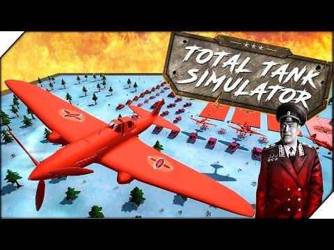 Total Tank Simulator ➤БИТВА ТАНКОВ. НОВАЯ БОЕВАЯ ТЕХНИКА # 13