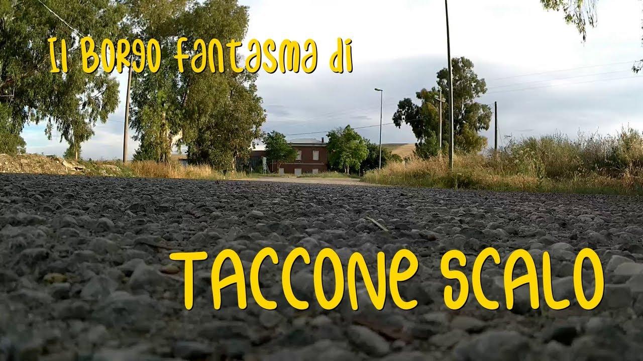 Il borgo fantasma di Taccone Scalo(MT)