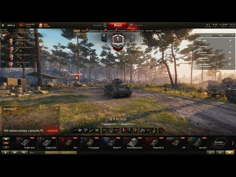 COBI Stream #88 - World Of Tanks