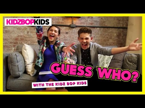 Guess Who With The KIDZ BOP Kids - Part 1 from YouTube · Duration:  10 minutes 8 seconds